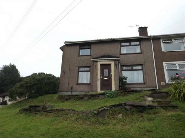 4 Bedrooms Semi Detached House for sale in Wilden Avenue, Margam, Port Talbot, West Glamorgan