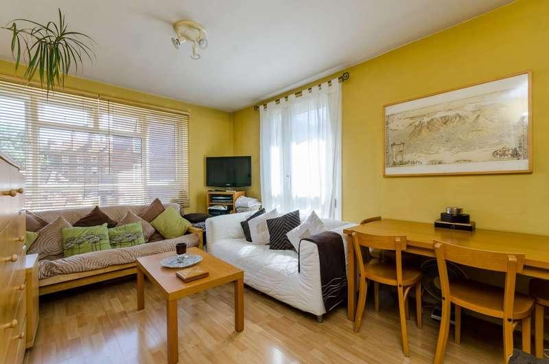 2 Bedrooms Flat for sale in Queen Caroline Street, Hammersmith, W6