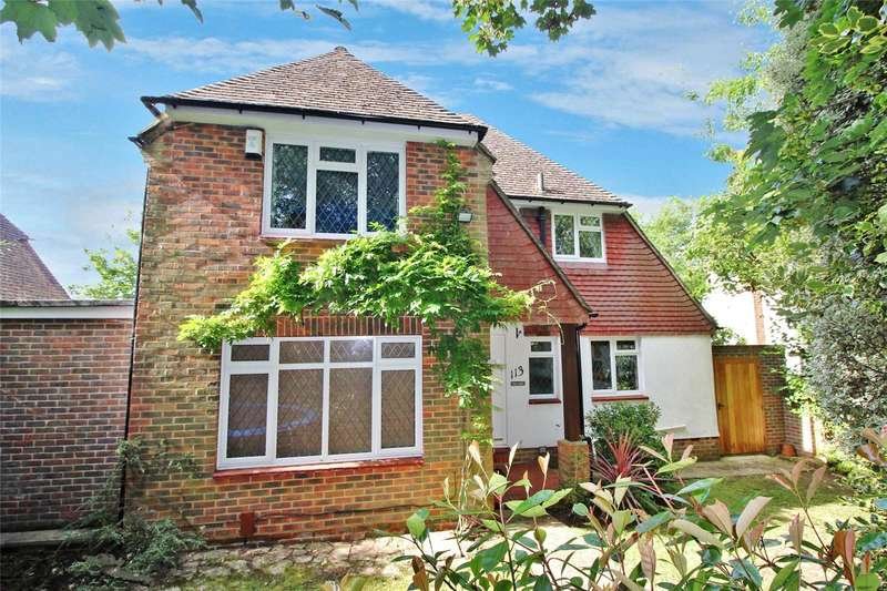 3 Bedrooms Detached House for sale in Warren Road, Offington, Worthing, BN14