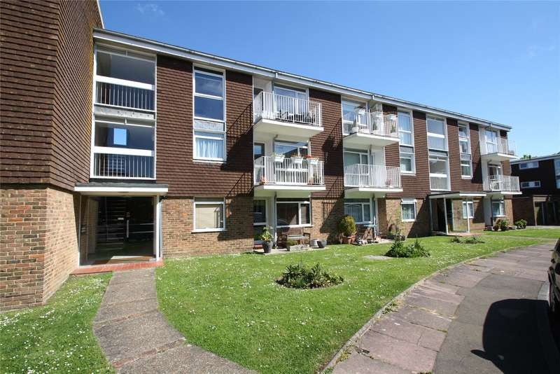 2 Bedrooms Apartment Flat for sale in Dorchester Gardens, Grand Avenue, Worthing, BN11