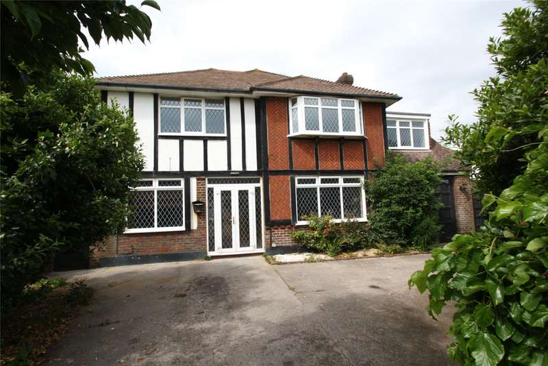 6 Bedrooms Detached House for sale in Anscombe Close, West Worthing, West Sussex, BN11