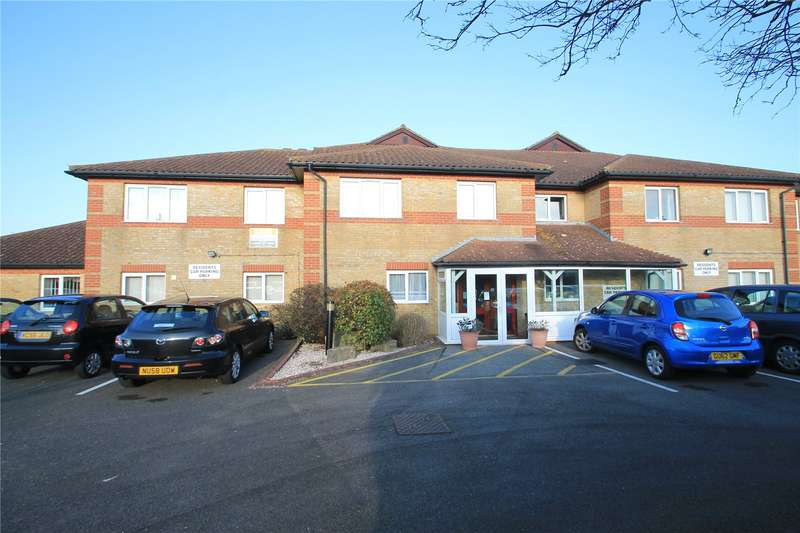 2 Bedrooms Retirement Property for sale in Amberley Court, Freshbrook Road, Lancing, BN15