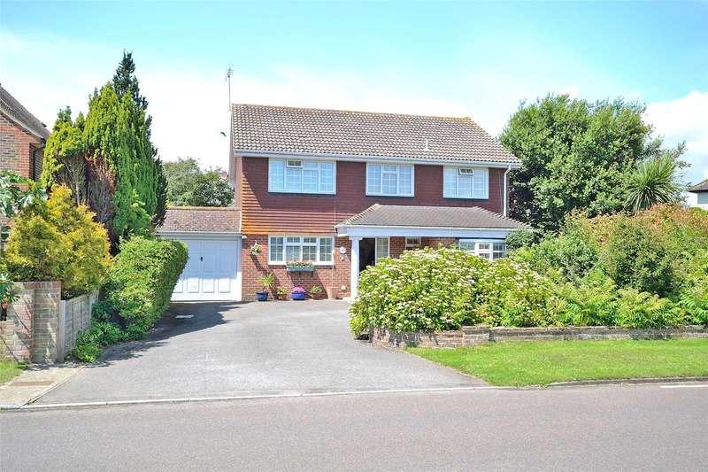 4 Bedrooms Detached House for sale in Golden Avenue, East Preston, West Sussex, BN16