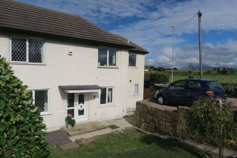 4 Bedrooms Semi Detached House for sale in Wolley Avenue, New Farnley, LS12 5DX