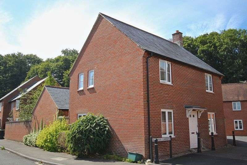 3 Bedrooms Detached House for sale in Charlton Down, Dorchester, DT2