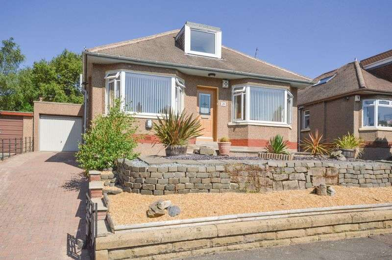 3 Bedrooms Detached Bungalow for sale in 21 Old Kirk Road, Corstorphine, Edinburgh, EH12 6JX