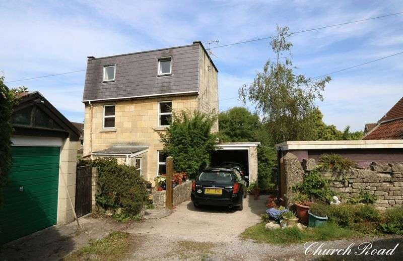 4 Bedrooms Detached House for sale in Church Road, Combe Down, Bath