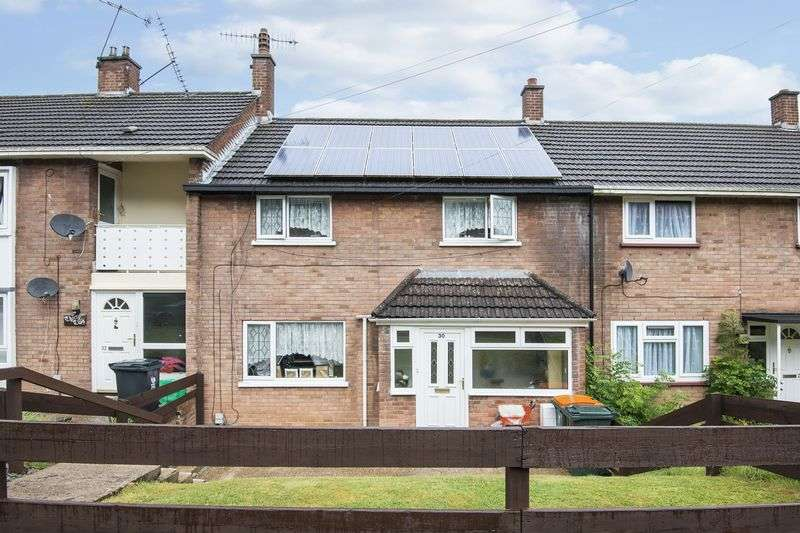 3 Bedrooms Terraced House for sale in Cot Farm Circle, Newport