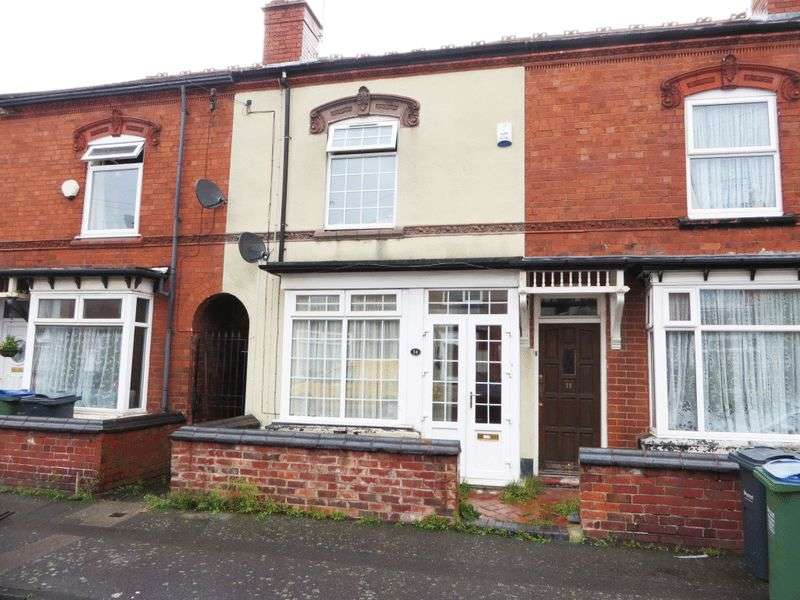 3 Bedrooms Terraced House for sale in Rawlings Road, Bearwood