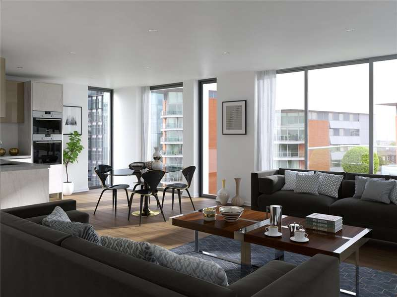 2 Bedrooms Flat for sale in Paddington Exchange, Hermitage Street, London, W2