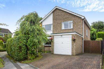 4 Bedrooms Detached House for sale in Eyam Close, Bramcote, Nottingham