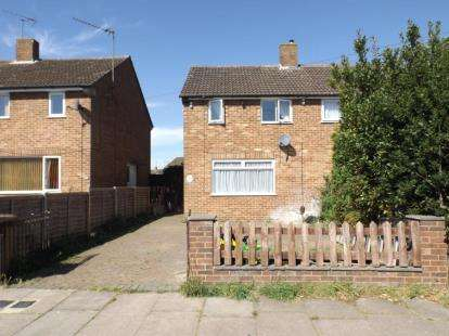 2 Bedrooms House for sale in Chesford Road, Luton, Bedfordshire
