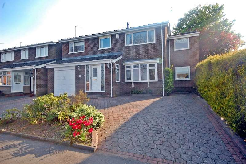 5 Bedrooms Detached House for sale in Canterbury Road, Newton Hall, Durham