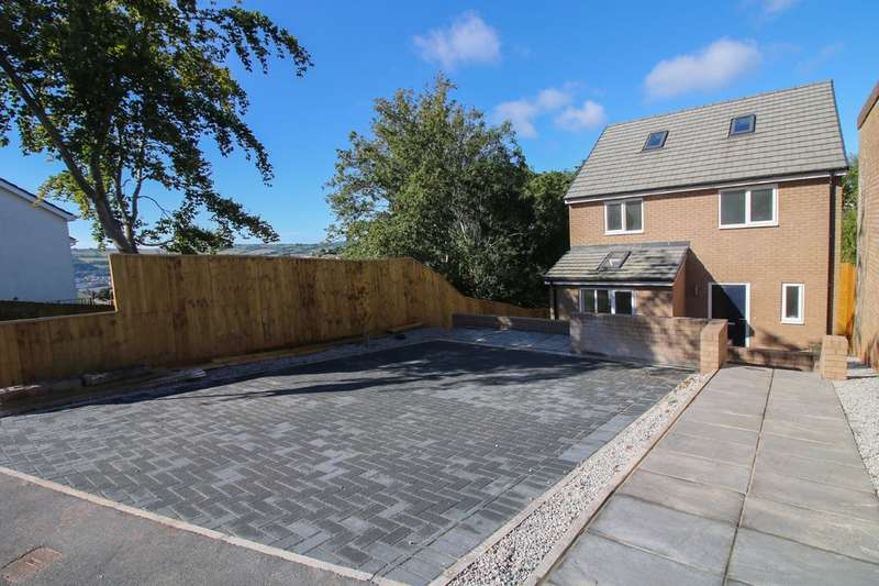 4 Bedrooms Detached House for sale in Higher Coombe Drive, Teignmouth