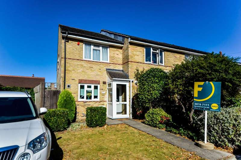 2 Bedrooms House for sale in Freelands Road, Bromley, BR1