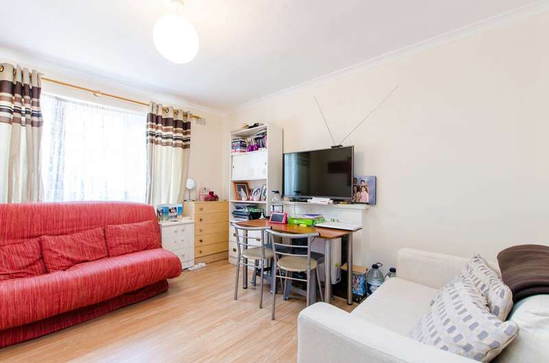 2 Bedrooms Flat for sale in Upper Tulse Hill, Brixton Hill, SW2