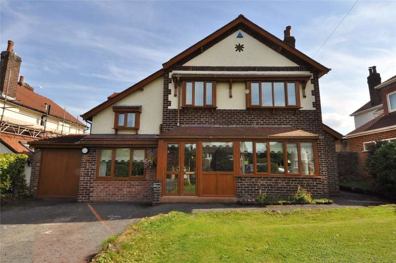 4 Bedrooms Detached House for sale in Burlingham Avenue, West Kirby, Wirral