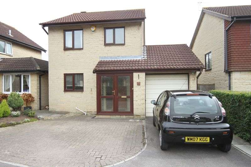 3 Bedrooms Detached House for sale in De Verose Court, Bristol