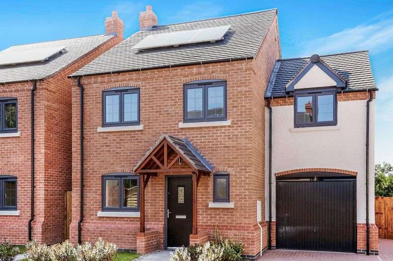 4 Bedrooms Detached House for sale in Main Street, Newton Burgoland, Leicestershire LE67 2SE