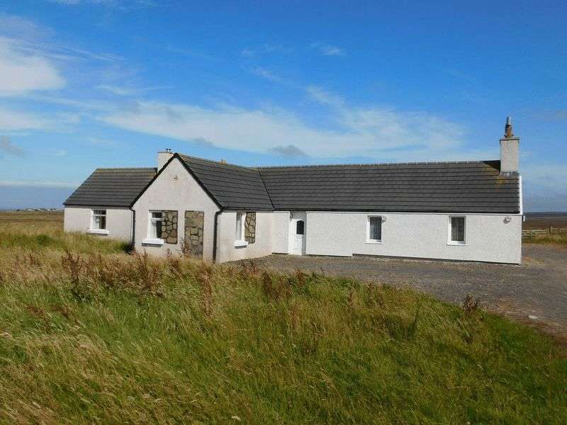 3 Bedrooms Detached Bungalow for sale in Heather Moor, Upper Gills, Canisbay, Wick, KW1 4YD