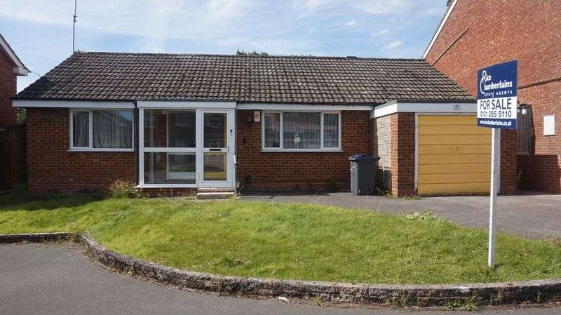 2 Bedrooms Detached Bungalow for sale in The Dell, Birmingham