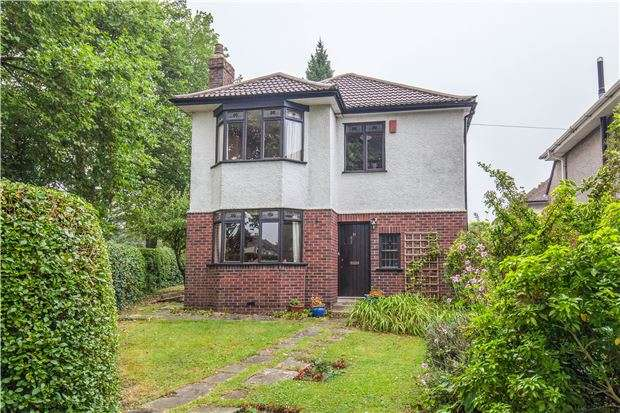 3 Bedrooms Detached House for sale in Wellington Hill, BRISTOL, BS7 8SP