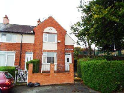 3 Bedrooms End Of Terrace House for sale in Poplar Avenue, Sowerby Bridge, West Yorkshire