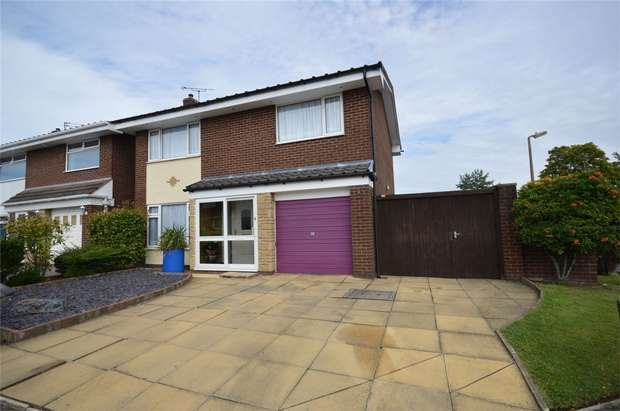 4 Bedrooms Detached House for sale in Granby Crescent, Spital, Merseyside