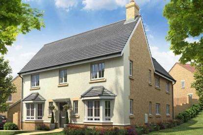 4 Bedrooms Detached House for sale in Woodford Meadows, Off Byfield Road, Woodford Halse, Northamptonshire