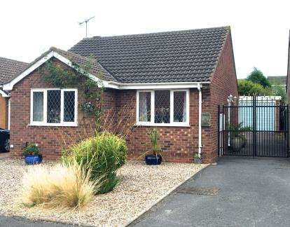 2 Bedrooms Bungalow for sale in Dolphin Close, Spondon, Derby, Derbyshire