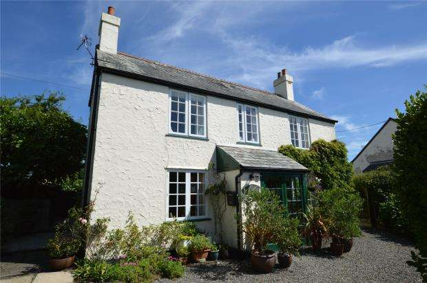 4 Bedrooms Detached House for sale in St Keyne, Liskeard, Cornwall