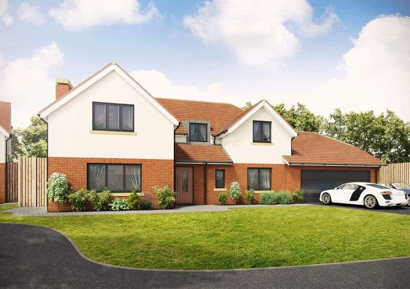 4 Bedrooms Detached House for sale in Robins Bridge Meadows, Off Springfield Road, Aughton