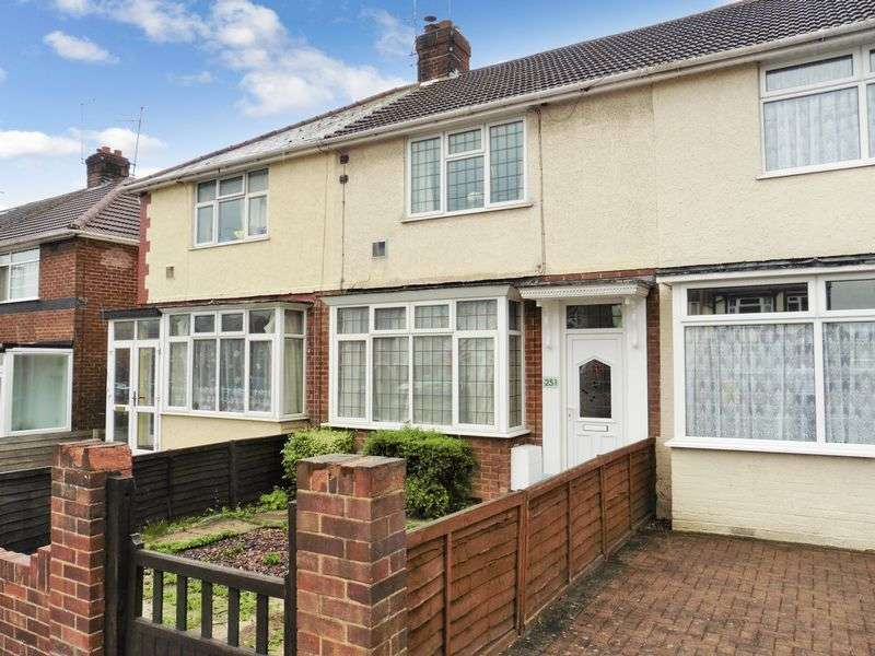 2 Bedrooms Terraced House for sale in Luton Road, Dunstable