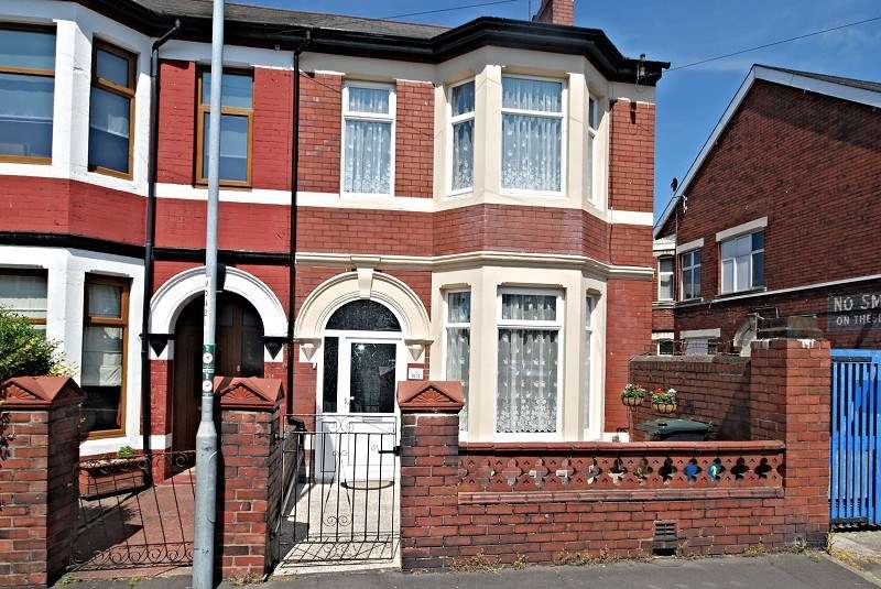 3 Bedrooms Terraced House for sale in Marlborough Road, Newport