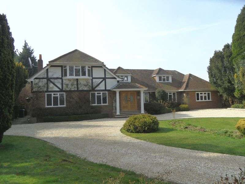 4 Bedrooms Detached House for sale in Radnage - a substantial detached house set in approximately one acre of land. No onward chain