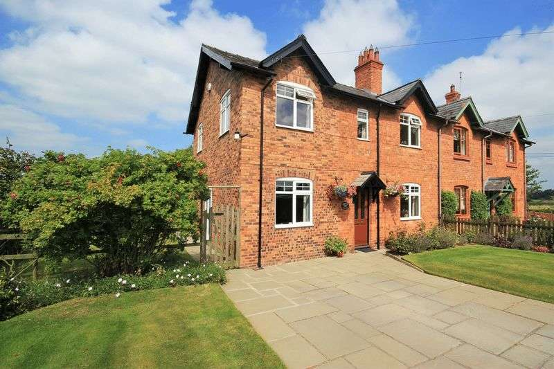 4 Bedrooms Semi Detached House for sale in Tybroughton, Whitchurch
