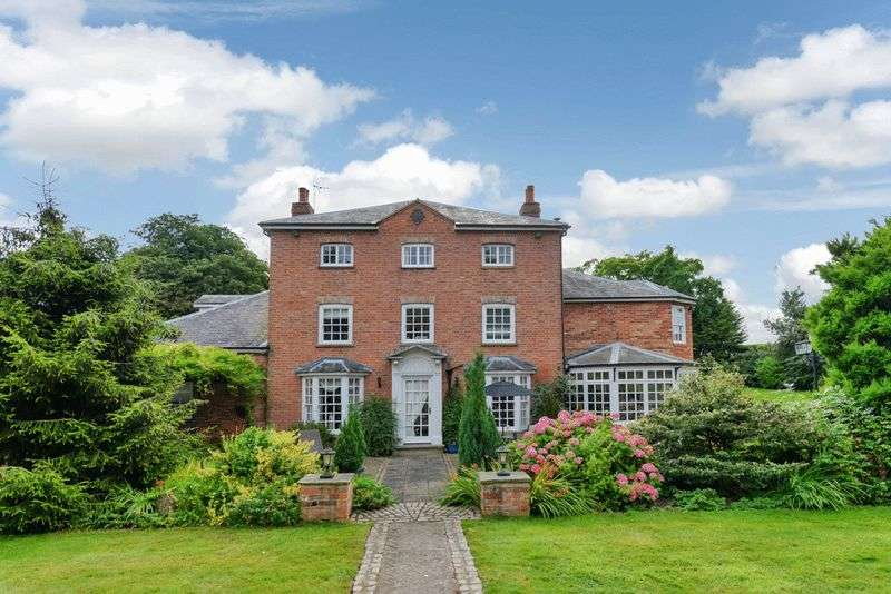 6 Bedrooms Detached House for sale in Farndon Road, Newark