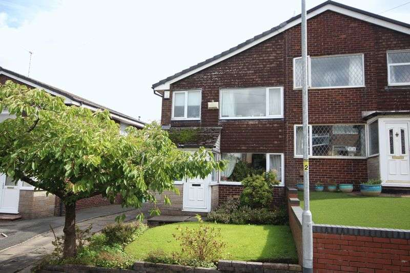 3 Bedrooms Semi Detached House for sale in BROOKS END, Norden, Rochdale OL11 5XX