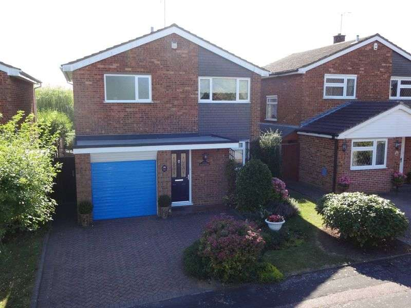 3 Bedrooms Detached House for sale in Redgrave Gardens.