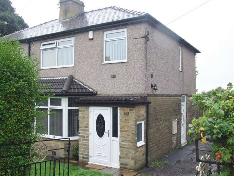 3 Bedrooms Semi Detached House for sale in Club Lane, Ovenden, Halifax, HX2 3DA