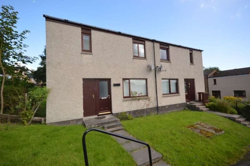 2 Bedrooms Property for sale in Lawers Way, Inverness, IV3
