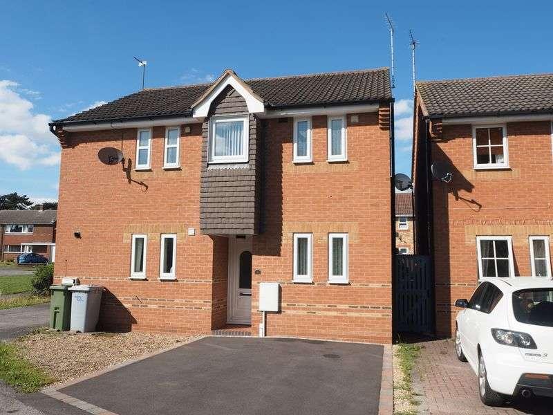 2 Bedrooms Semi Detached House for sale in Worthington Road, Balderton
