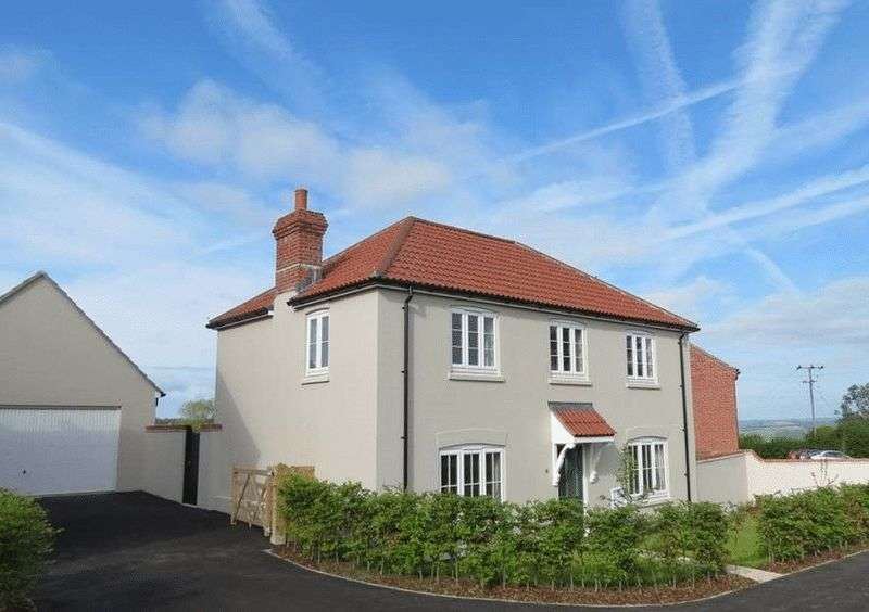 4 Bedrooms Detached House for sale in Scholars Walk, Hawkchurch