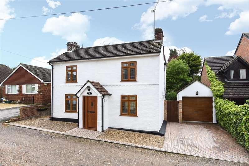 4 Bedrooms Detached House for sale in Honey Cottage, Newtown Road, Sandhurst
