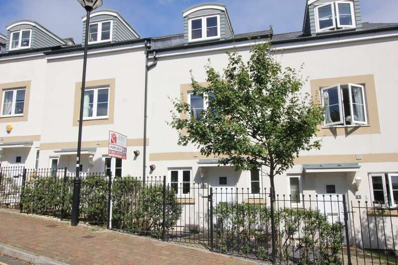 3 Bedrooms Town House for sale in Barton Road, Torquay