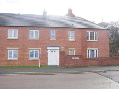2 Bedrooms Flat for sale in Camsell Court, Linthorpe, Middlesbrough