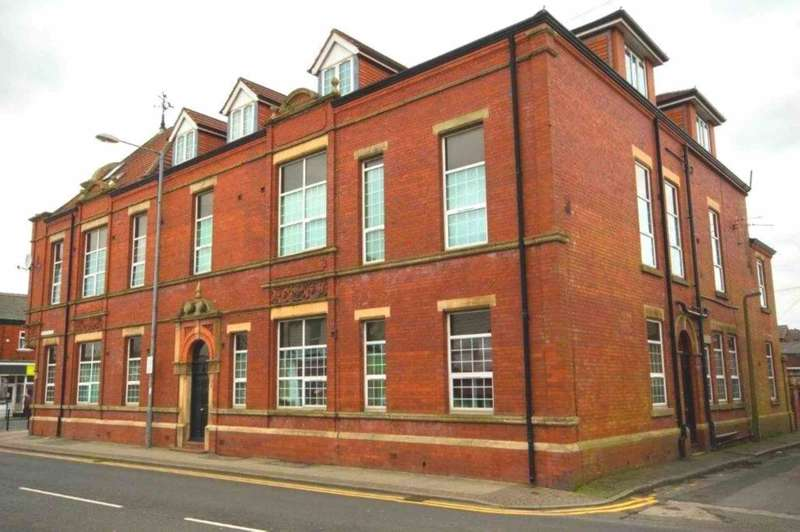 2 Bedrooms Apartment Flat for sale in Mortimer House, Chorley New Road, Horwich