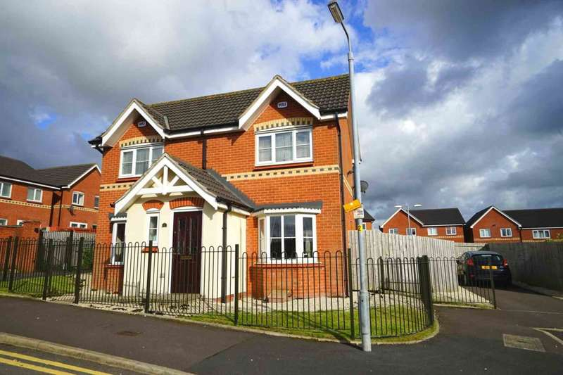 3 Bedrooms Detached House for sale in Haskoll Street, Horwich