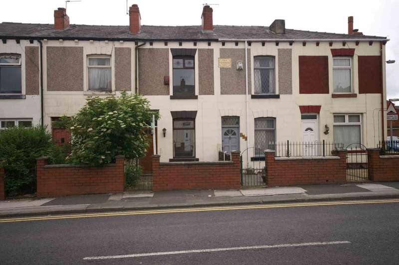 2 Bedrooms Terraced House for sale in Morris Green Lane, Morris Green, Bolton