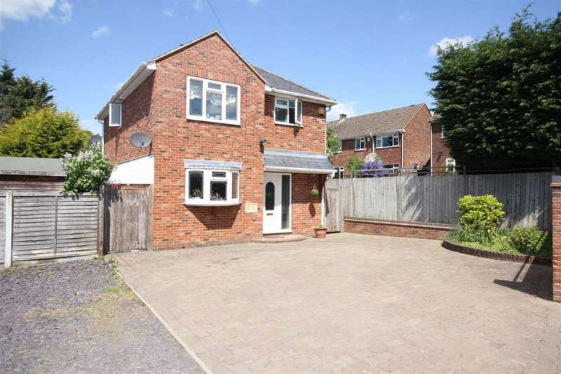 3 Bedrooms Detached House for sale in The Cart Track, Hemel Hempstead